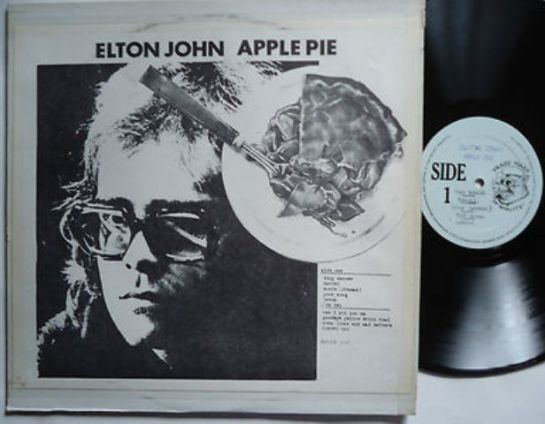 Elton John Apple Pie 2
