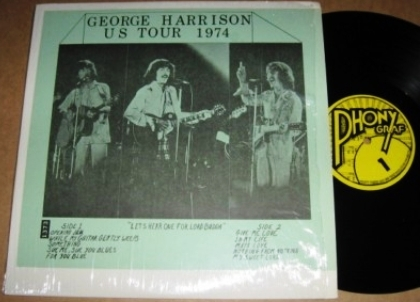 Harrison G US Tour 1974