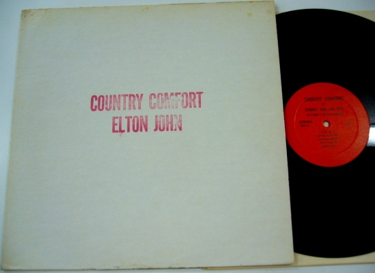John E Country Comfort stamp