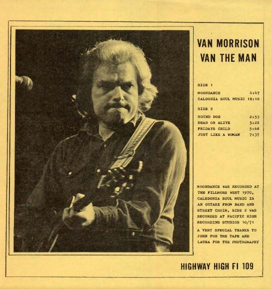 Morrison V the Man