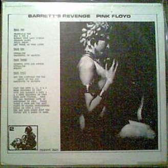 Pink Floyd Barrett's R 2