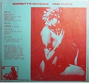 Pink Floyd Barrett's Revenge