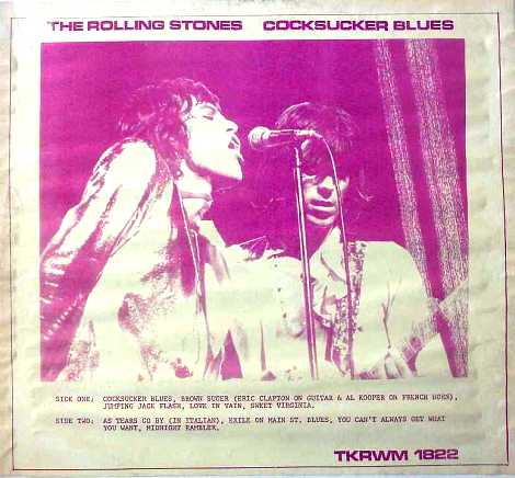 Rolling Stones CS Blues 2
