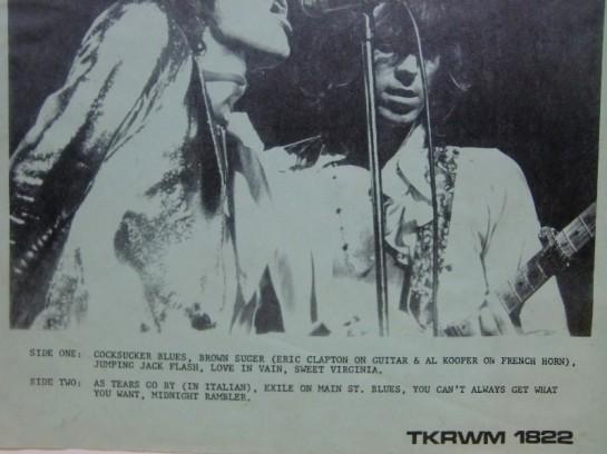 Rolling Stones CS Blues 3