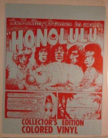 Rolling Stones Honolulu cv 2