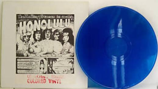 Vicki Vinyl The Amazing Kornyfone Label