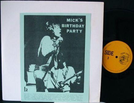 Rolling Stones Mick's BDP spig