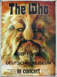 The Who Munich 72