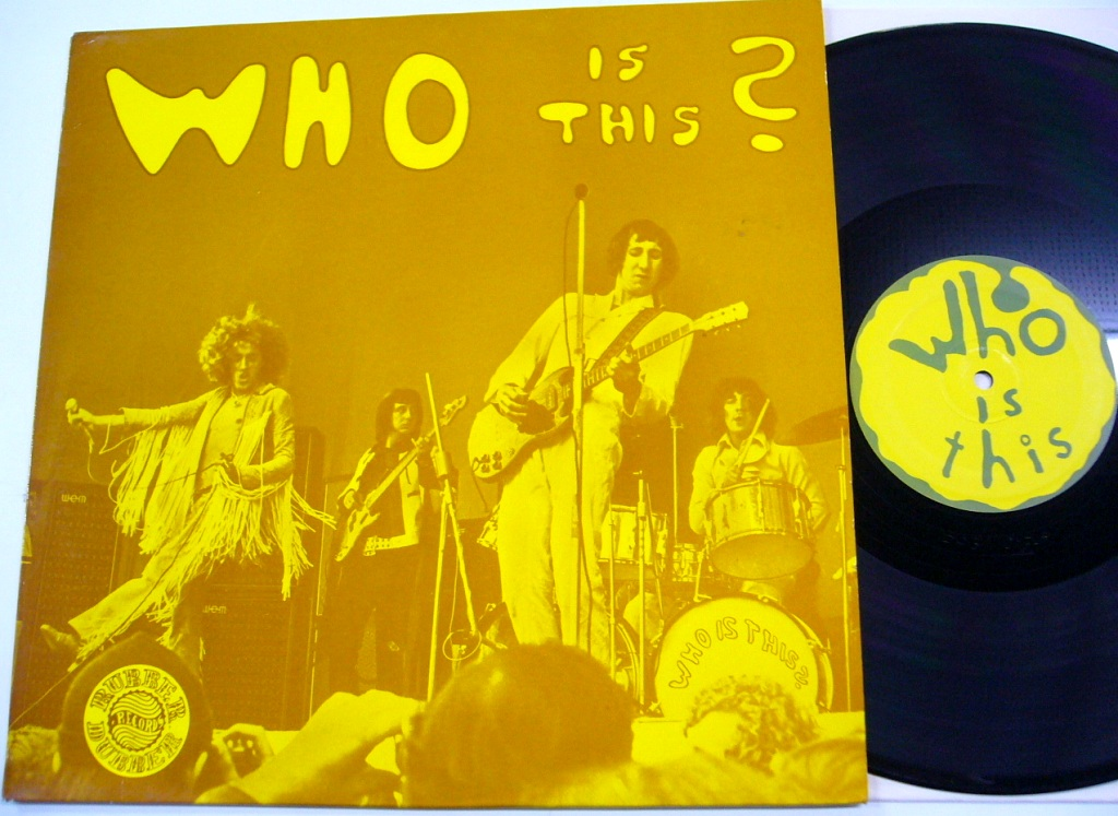 The Who The Amazing Kornyfone Label Page 2