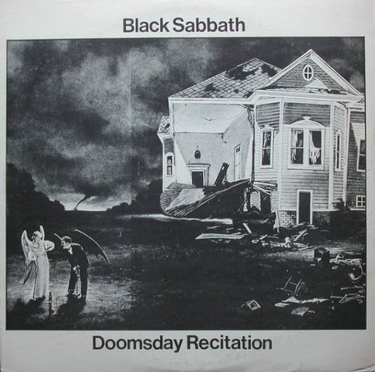 Black Sabbath Doomsday Recitation