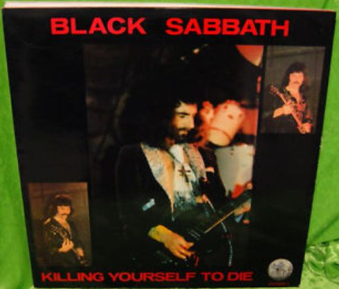 Black Sabbath KYTD 2nd