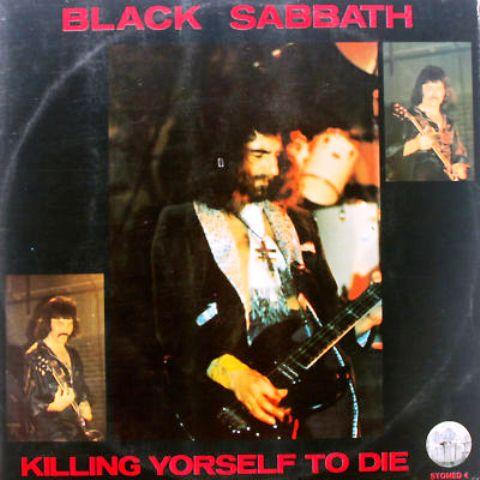 Black Sabbath KYTD
