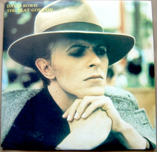 Bowie The Beat Goes On