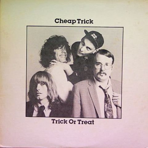 Cheap Trick Trick or Treat