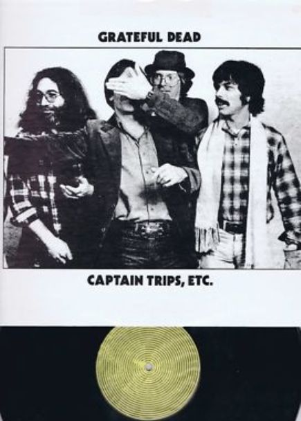 Grateful Dead Captain Trips
