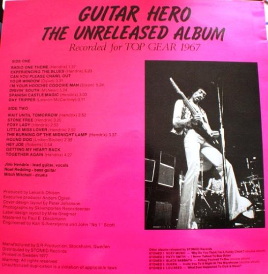 Hendrix Guitar Hero b