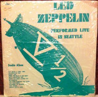Led Zep PliS green