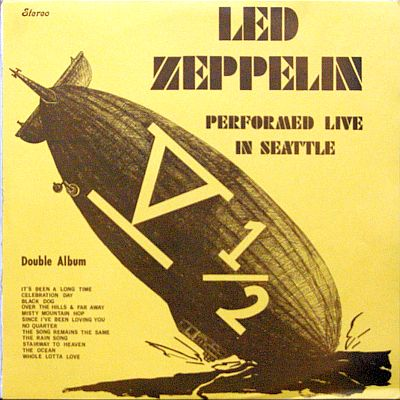 Led Zeppelin PLiSeattle