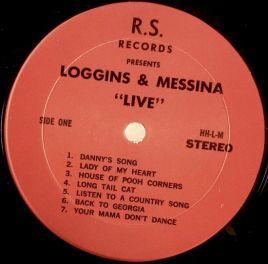 Loggins&M R.S. 1