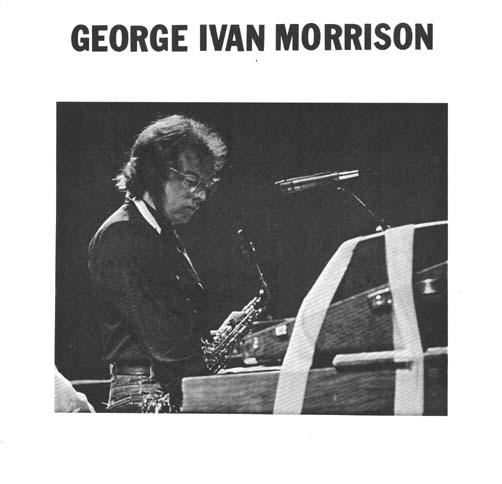 Morrison V George Ivan M