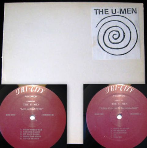 Pere Ubu The U Men