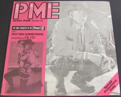 PIL Extra Issue pink