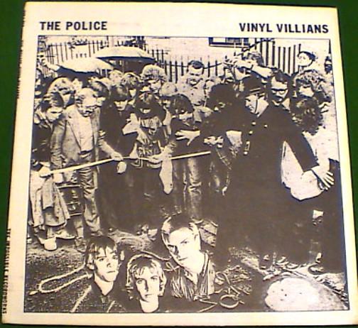 Police Vinyl Villains
