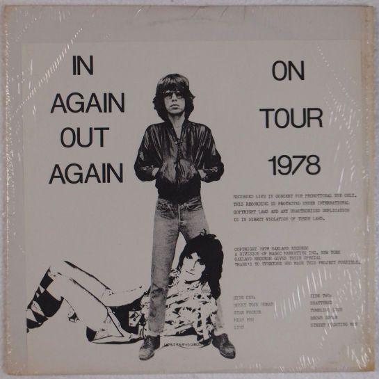 Rolling Stones I A O A OT 78