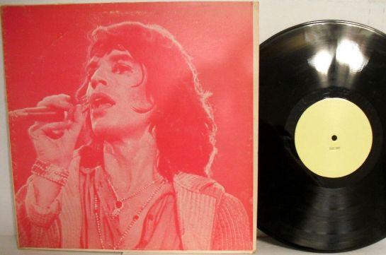 Rolling Stones On Tour 1978 Circle lbl