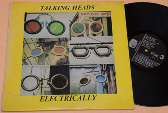 Talking Heads Electrically