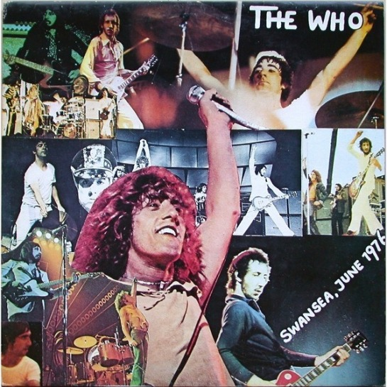 The Who live Swansea