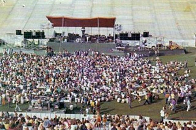 Cbm 1061 Pink Floyd Tampa The Amazing Kornyfone Label