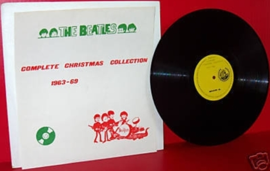 Beatles Complete Christmas