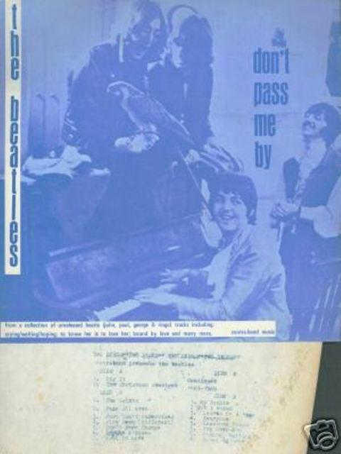 Beatles DPMB 3
