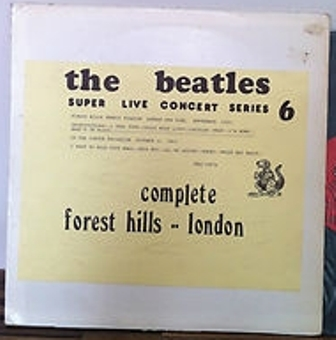 Beatles Forest Hills London
