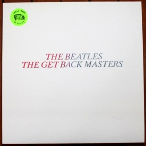 Beatles Get Back Masters