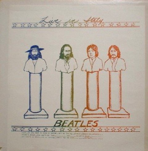 Beatles Live In Italy 3