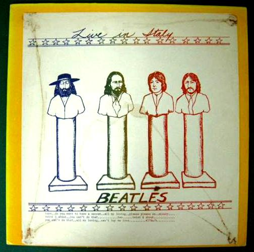 Beatles Live In Italy 4