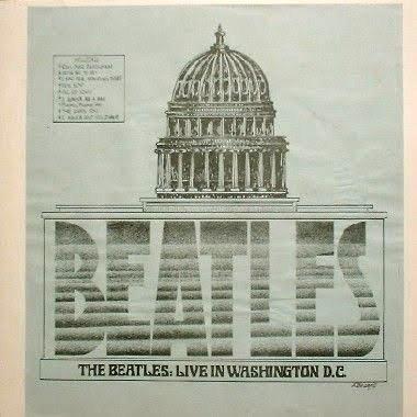 Beatles LiveInWashingtonDC