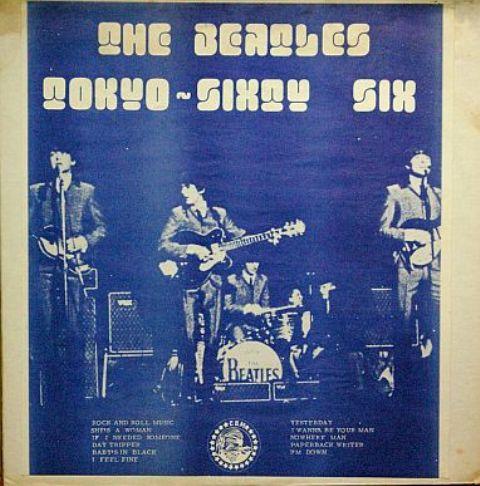 Beatles Tokyo 66 vers 3