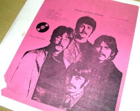 Beatles YMC