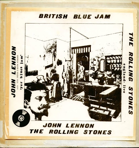 British Blue Jam black