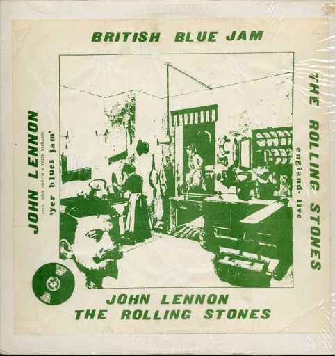 British Blue Jam green