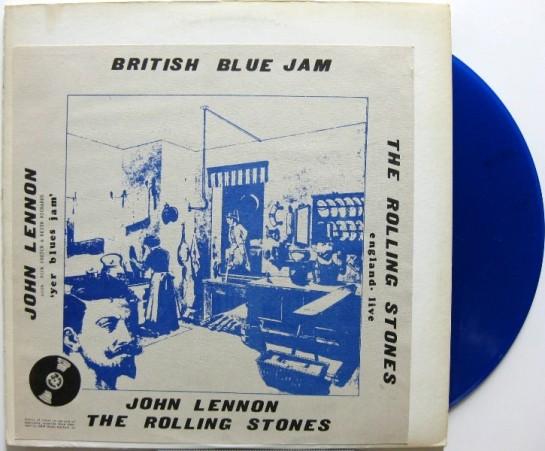 British Blue Jam