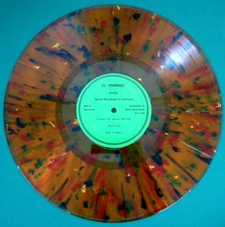 Harrison A Dark Hoarse In '74 disc