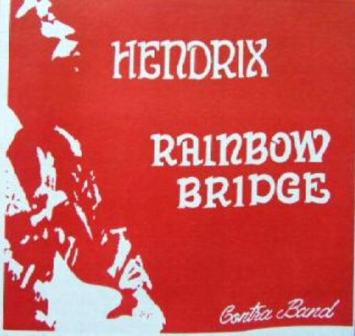 Hendrix Rainbow Bridge red