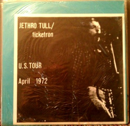 Jethro Tull ticketron 2