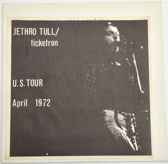 Jethro Tull ticketron 4