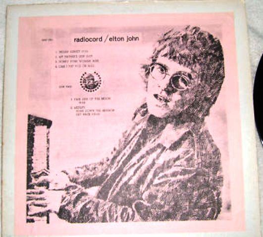 John E radiocord