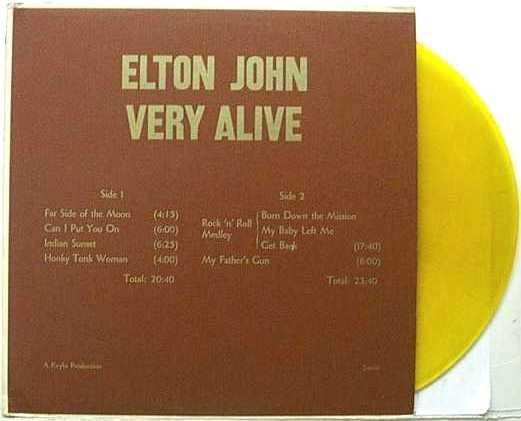 John E Very Alive